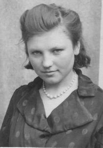 Анадская (Мащенко) Мария Гавриловна