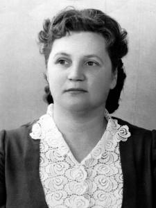Чередниченко-Котлярова Евгения Ивановна