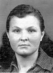 Якубенко (Литвинова) Любовь Петровна