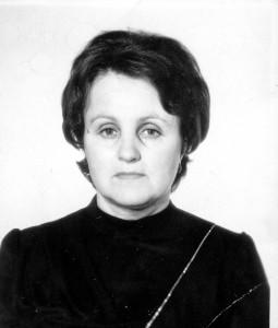 Синицька (Шатохіна) Зінаїда Євдокимівна
